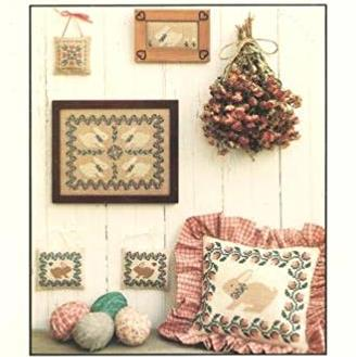 Spring Rabbits by Cinnamon Heart Needleworks