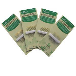 Clover Quilting Needles