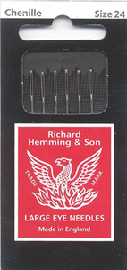 Richard Hemming Chenille Needles