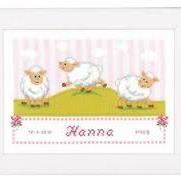 Vervaco Sweet Little Lambs 0145004