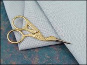 Stork Embroidery Scissors by Yarn Tree