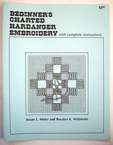Beginners Charted Hardanger Embroidery