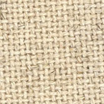 25CT Floba Evenweave Natural Zwiegart Per Metre
