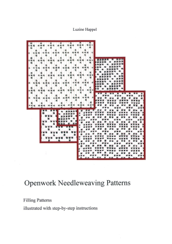 Openwork Needleweaving Patterns By Luzine Happel