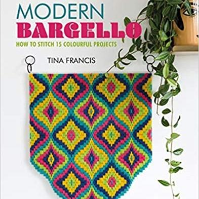 Modern Bargello by Tina Francis