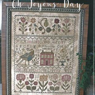 Oh Joyous Day by Blackbird Designs