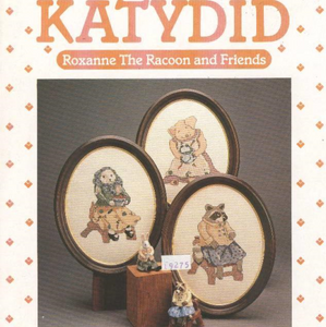 Roxanne the Racoon and Friends by Katydid