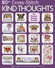 80+ Cross Stitch Kind Thoughts By Kooler Design Studio