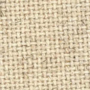 18CT Floba Evenweave Natural Zwiegart PerMetre 140cm Wide