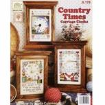 Country Times Carriage Clocks by Linda Coleman