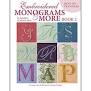 Embroidered Monograms and More Book 2 By Banar Designs