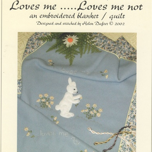 Loves me...Loves Me Not by Helen Dafter