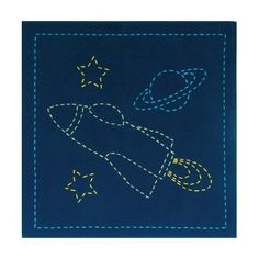 Sashiko Kits for Children Cushion