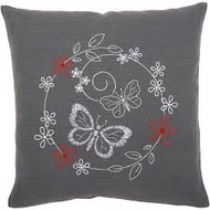 Vervaco Cushions DIY Embroidery Kits