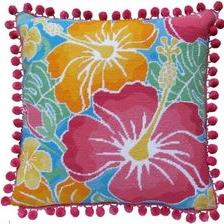 Hibiscus Needlepoint Kit from The Stitchsmith