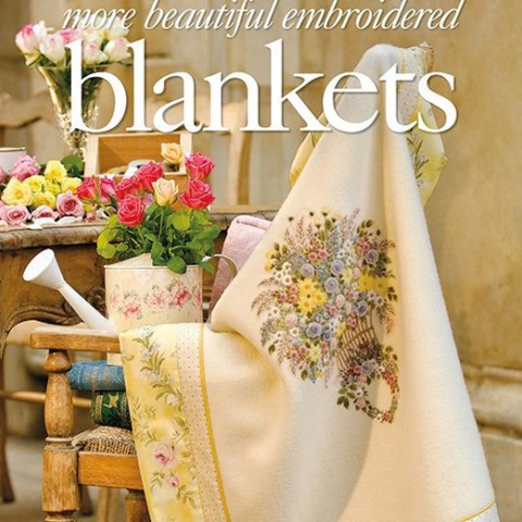 Wool Embroidery and Blankets