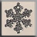 Mill Hill Treasure 12035 Small Snowflake