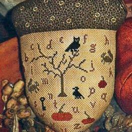 Gathering Acorns by With Thy Needle and Thread