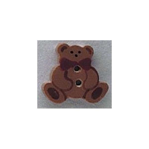 Mill Hill Button Teddy Bear