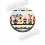 Country Cottage Needleworks Needle Nannies by Zappy Dots