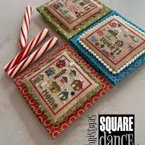 Christmas Square Dance Part 1 by Heart in Hand