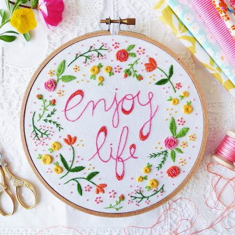 Enjoy Life by Tamar Nahir-Yanai