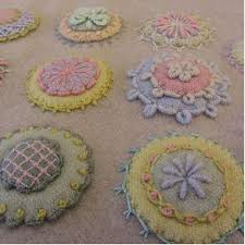 Pastel Stitches By Indflower Embroidery