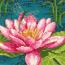 Dragonlily Needlepoint Kit by Dimensions