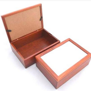 Medium Jarrah Gift Box Framed