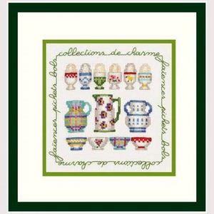 Collection of Charms by Le Bonheur des Dames