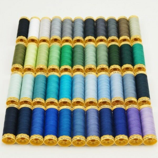 Gutermann Poly Cotton Sewing Thread 100m