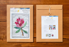 Protea Slow-Stitching Kit by Wattle & Loop