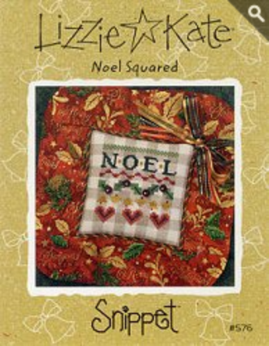 Snippets Noel Squared By Lizzie Kate
