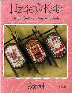 Snippets Night Before Christmas By Lizzie Kate