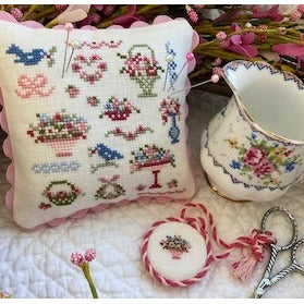 A Little Chintz Sewing Set by JBW Designs - Kit