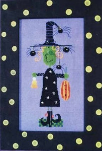 Witchy-Poo By Amy Bruecken Designs Including Embellishment Pack