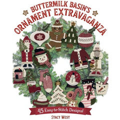 Buttermilk Basin's Ornament Extravaganza by Stacy West