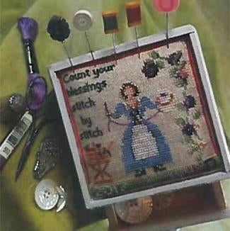 Count Your Blessings Stitch by Stitch by Blackberry Lane Designs