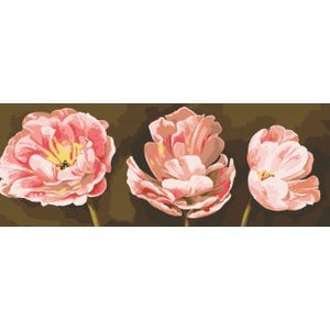 Modern Floral 2 Tapestry by Collection d'Art (9.002)