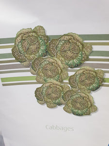 Cabbages by Les Designs