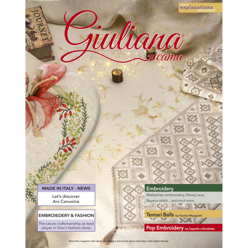 Giuliana Ricama Magazine (English) Issue 37