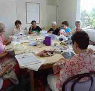 Weekly Social Stitching Class (Tuesday Mornings)