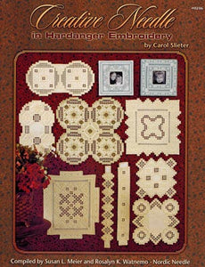 Creative Needle In Hardanger Embroidery By Carol See