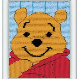 Winnie the Pooh Disney Long Stitch Kit by Vervaco - PN0014889