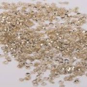 2mm Flat Gold Sequins by Colour Streams