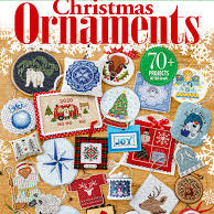Just Cross Stitch Christmas Ornaments 2020
