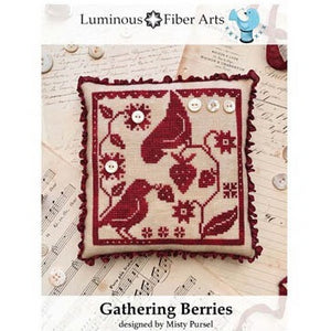 Gathering Berries by Luminous Fibre Arts
