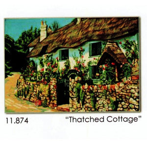 Thatched Cottage by Grafitec (11.874)