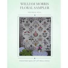 William Morris Floral Sampler By Michele Hill