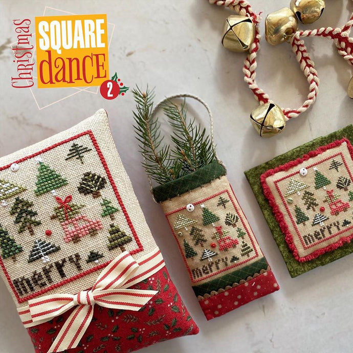 Christmas Square Dance Part 2 by Heart in Hand
